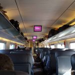 By Train from Barcelona to El Escorial
