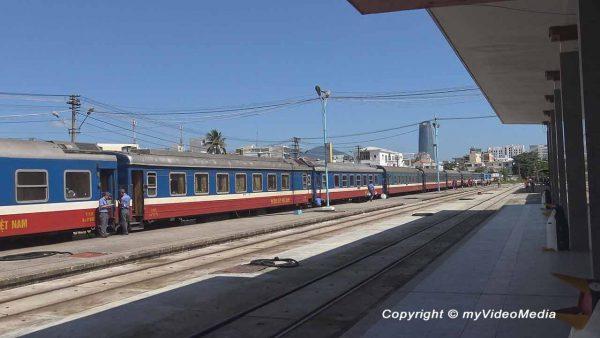 Bahnhof Da Nang