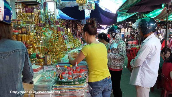 Dong Ba Markt in Hue