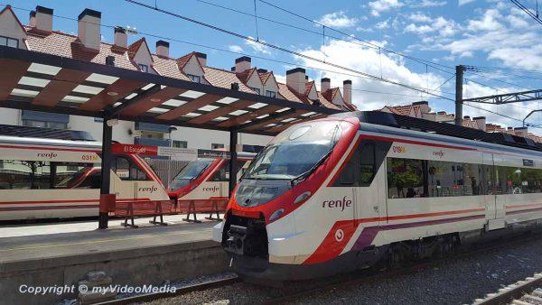 Bahnhof El Escorial