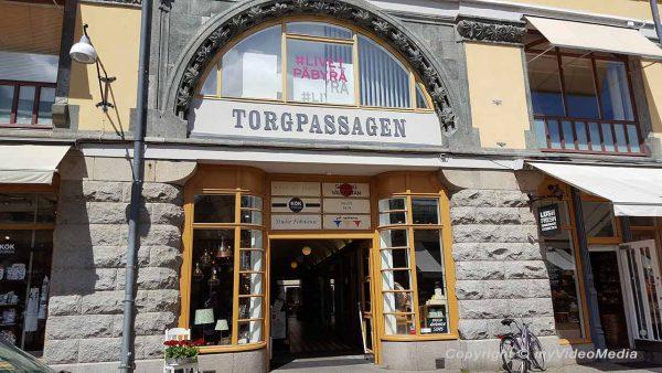 Torpassagen in Göteborg