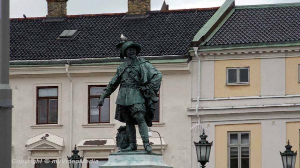 Stadtrundgang in Göteborg