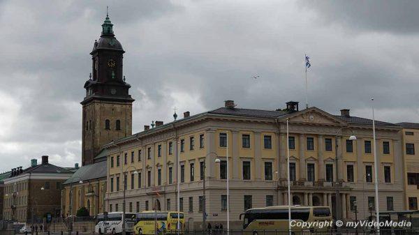 Rathaus in Göteborg
