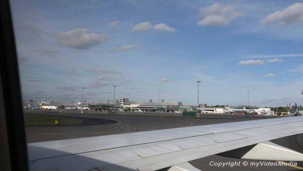 Ankunft Göteborg