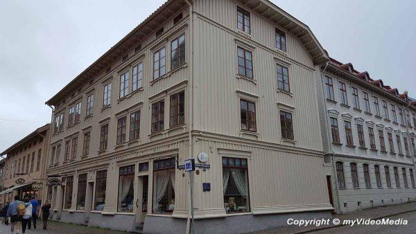 Skräddare Peterssons Hus in Haga