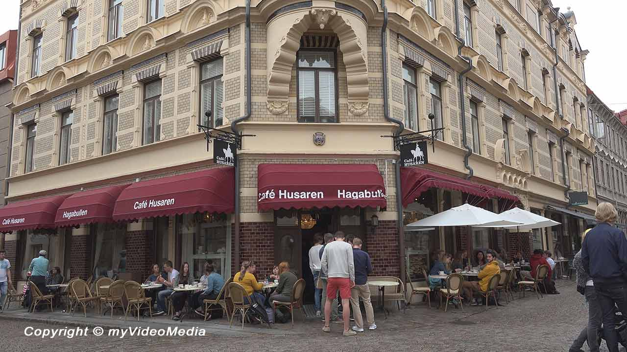 Haga Café Husaren