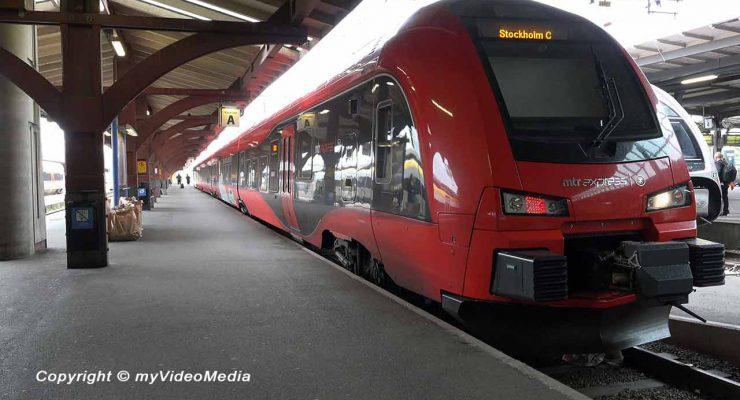 MRT Express Gothenburg Stockholm