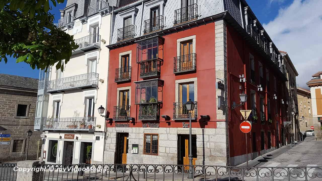 Hotel De Martin El Escorial