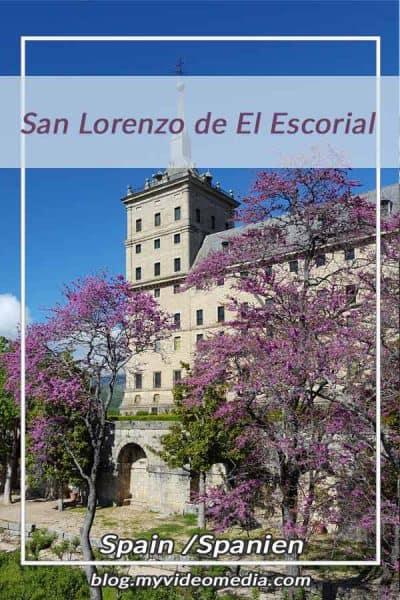 Bersuch in San Lorenzo de El Escorial