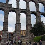 Segovia Aqueduct and Old City