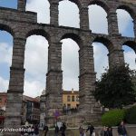 Aquädukt von Segovia und Altstadt