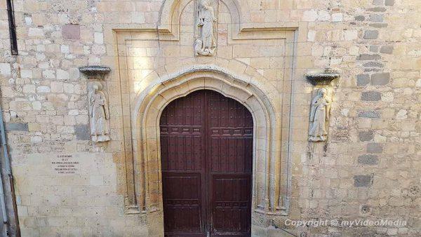 Segovia Iglesia de San Miguel