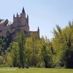 Alcazar of Segovia and the Surroundings
