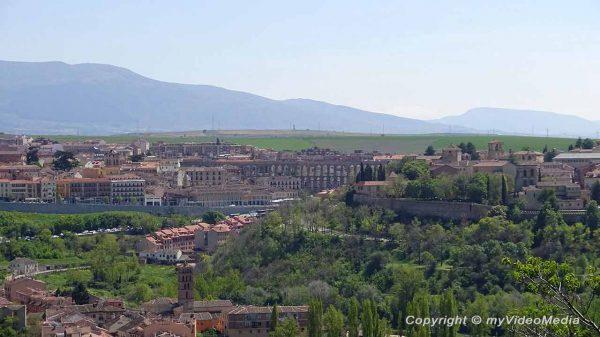 Aquädukt von Segovia