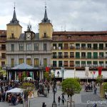 Ankunft in Segovia – Kastilien und León