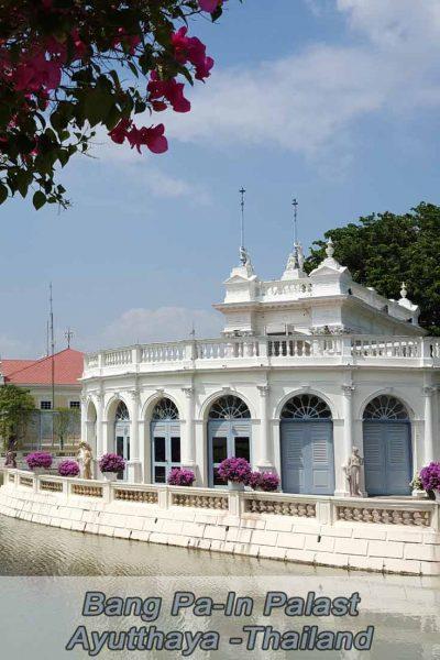 Bang Pa-In Palast Ayutthaya