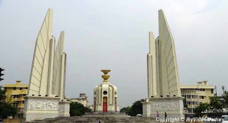 Bangkok Demokratiedenkmal