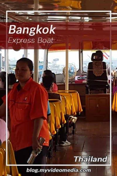 Bangkok Express Boat