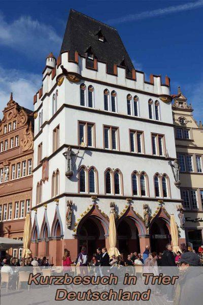 Kurzbesuch Trier