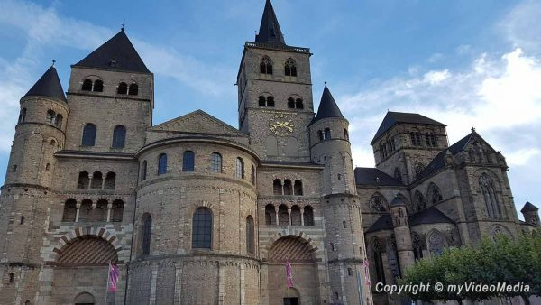 Trier Dom und Liebfrauenkirche