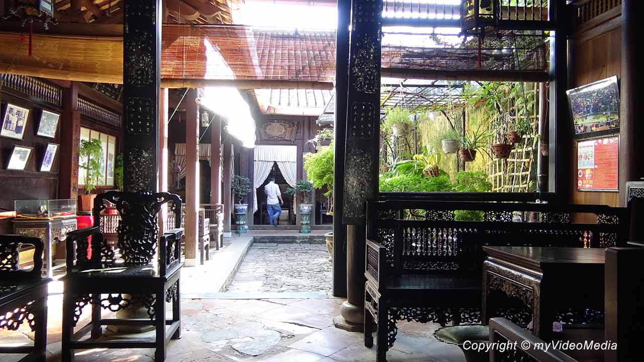 Historical Buildings in Hoi An