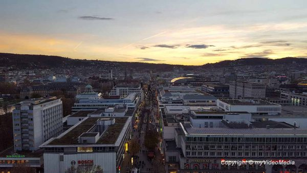Wochenende in Stuttgart