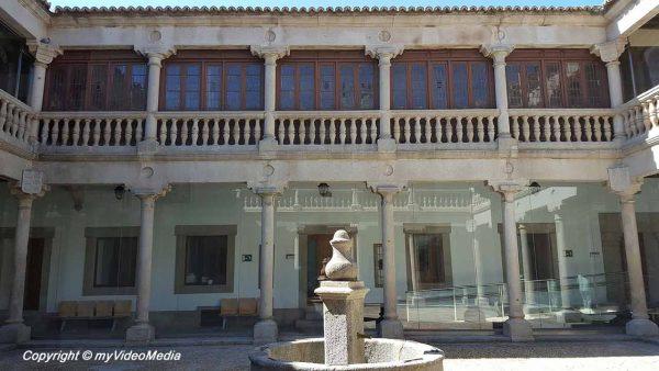 Palace of Justice Avila