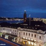 Radisson Blue Waterfront and Scandic Rooftop Bar Stockholm