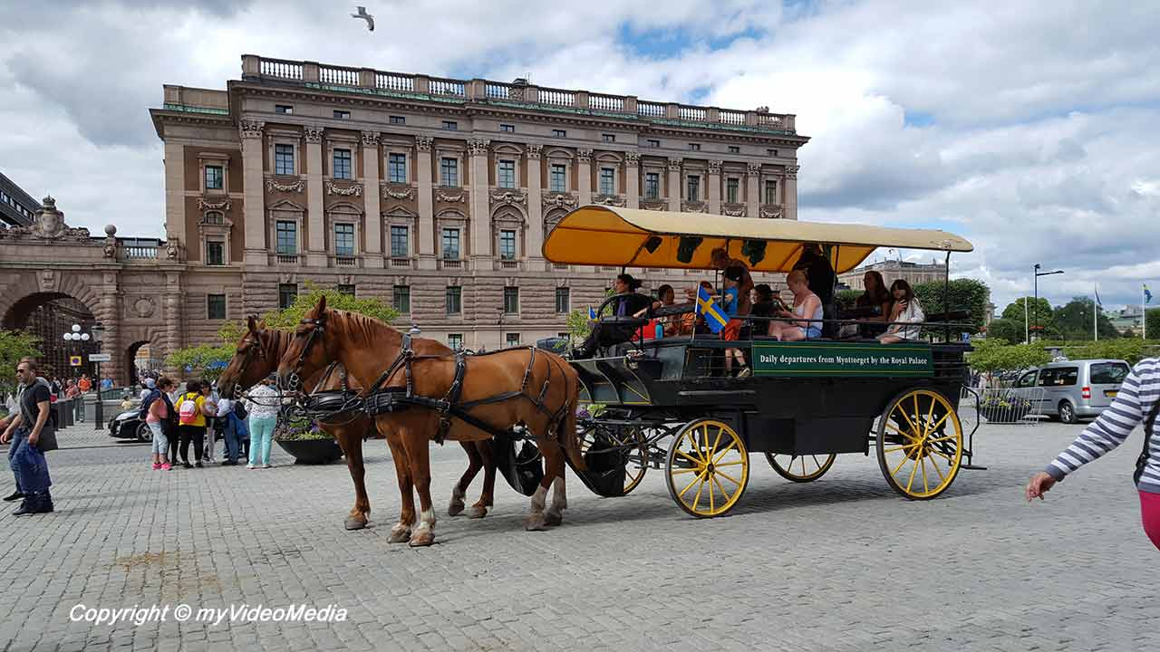 City walk Stockholm