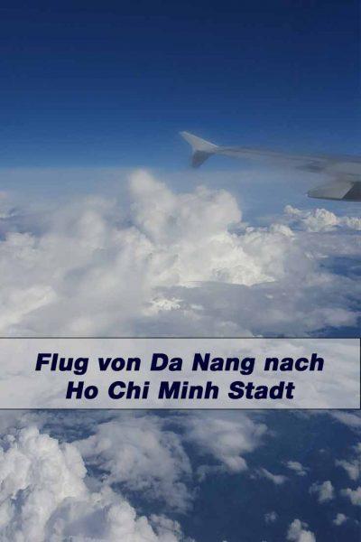 Flug Da Nang nach Ho-Chi-Minh-Stadt