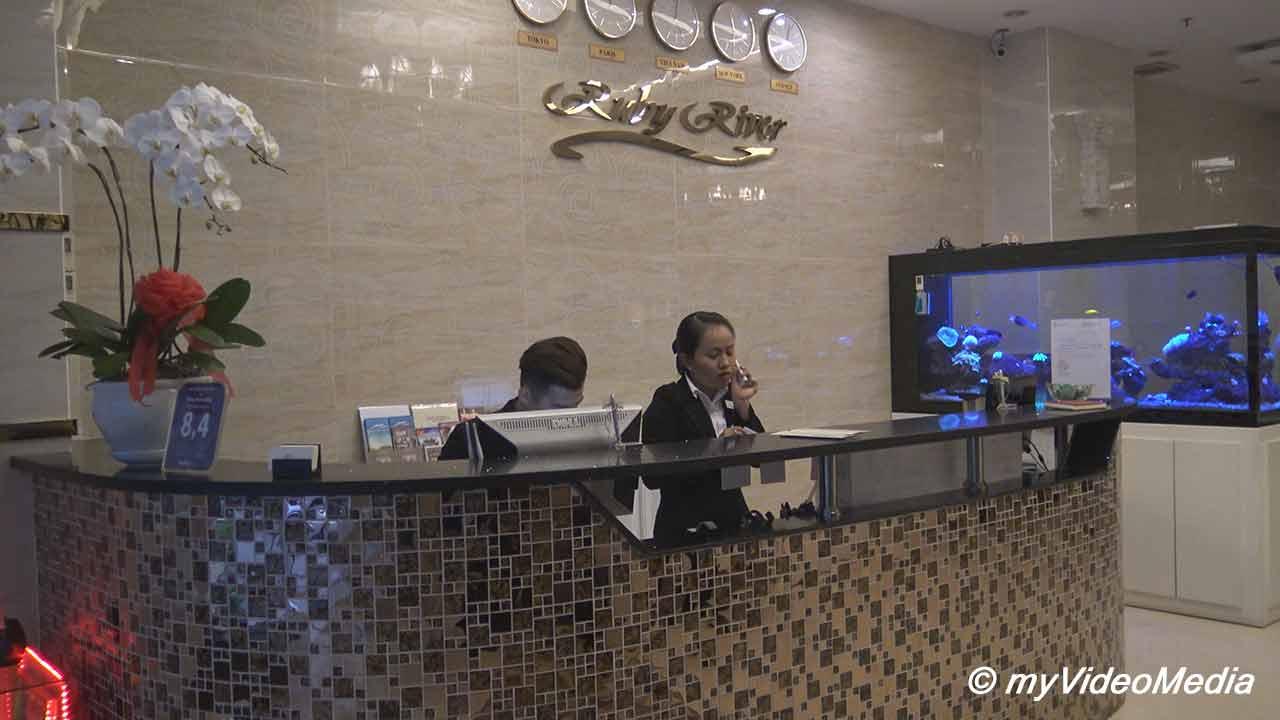 Ruby River Hotel Ho-Chi-MinhStadt