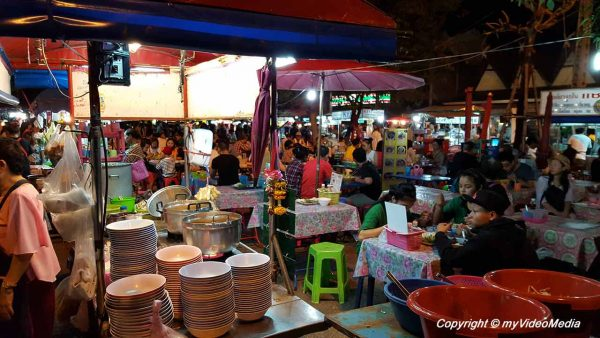 Saturday Night Market Chiang Mai