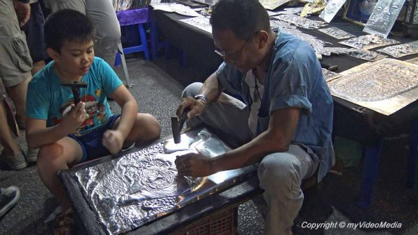 Siberschmied Chiang Mai