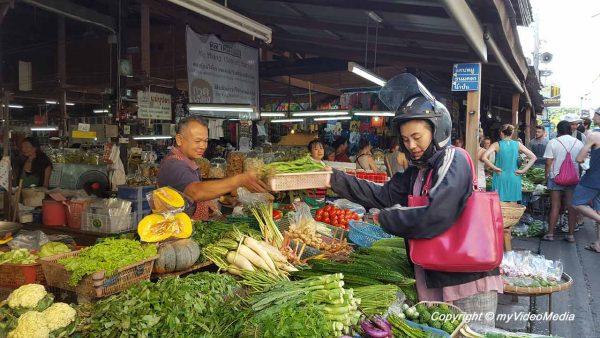 Somphet Markt Chiang Mai