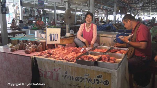 Sukhothai Fresh Market