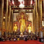 Visiting Wat Chedi Luang in Chiang Mai