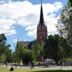In the Center of Lulea