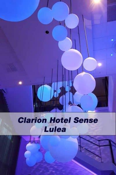 Clarion Hotel Sense in Lulea