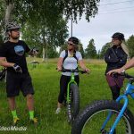 Friends und Fatbike Tour