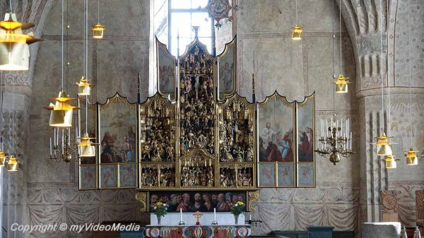 Nederlulea Church