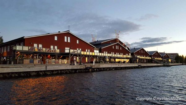 Gammelstad to Lulea