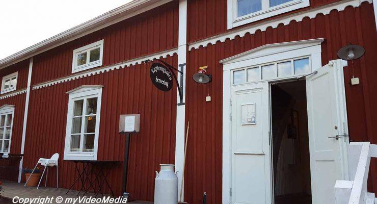 Kaptensgarden Gammelstad