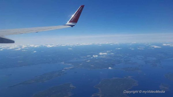 Flight Lulea to Stockholm