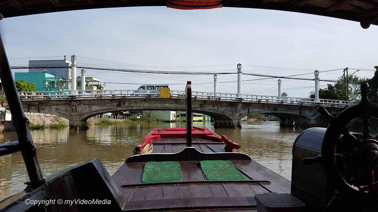 Hoa Ninh nach Can Tho