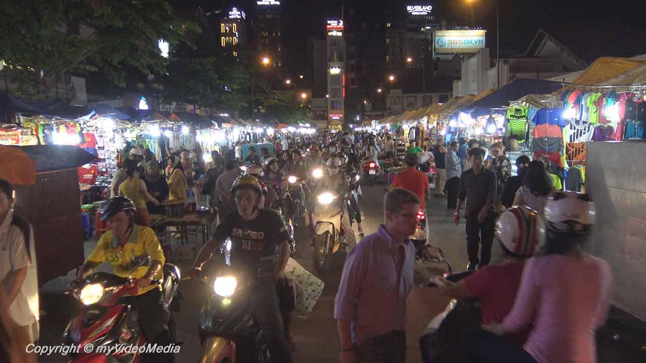 Phan Boi Chau Nachtmarkt