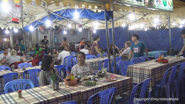 Phan Boi Chau Night Market
