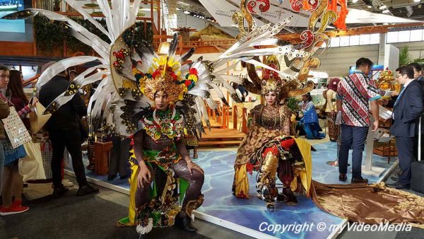 Indonesia at ITB Berlin