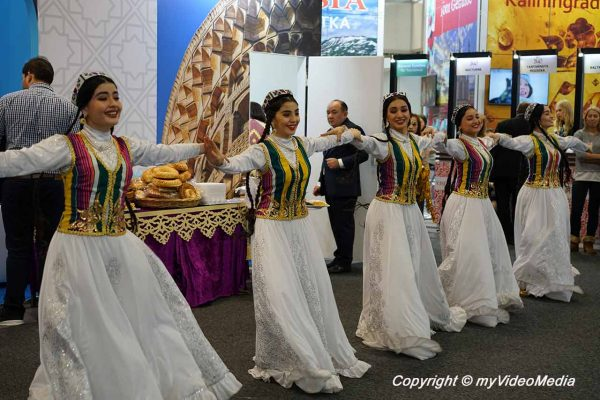 Uznekistan at India at ITB Berlin 2017