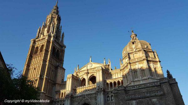 Zentrum von Toledo