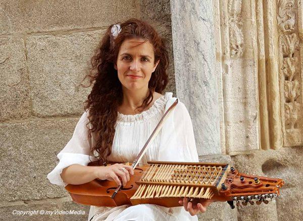 Ana Alcaide in Toledo